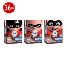 FRISIAN FLAG Incredibles Choco Carton 115ml x 36pcs
