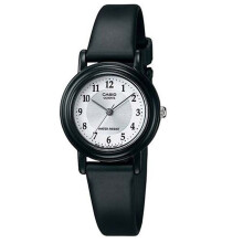 Casio LQ-139AMV-7B3LDF - Quartz - Rubber Band Black