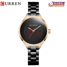 CURREN 9015 Watch Women Casual Fashion Quartz Wristwatches Ladies Gift