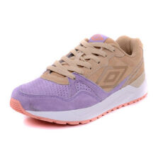 Umbro Lightweight Casual shoes UCB90412-02-Brown&Purple