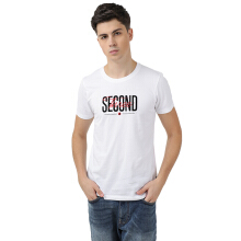 3SECOND Men Tshirt 0111 [101111812] - White