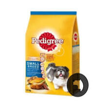 PEDIGREE 1.5 kg small breed chicken liver and vegetables flavor