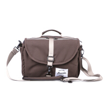 Ninenine Satchel Pro Dark Brown