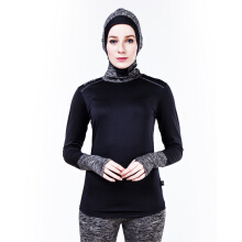 SPECS ESORRA BASELAYER LS W - BLACK (WITHOUT HIJAB)
