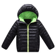 Farfi Children Kids Hooded Winter Coat Long Sleeve Girls Boys Windproof  Warm Jacket