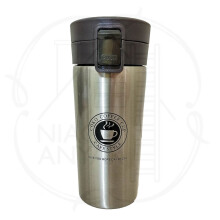 NA Gelas Termos Coffee Cup Stainless Steel Double Wall 380ml