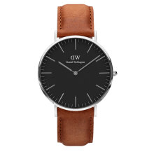 Daniel Wellington Classic Black Durham - 40mm