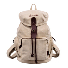 Douguyan Women Retro Canvas Backpack Casual Backpack for Girls School Backpack