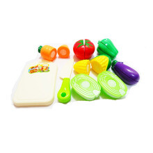 BeezKids -  Mainan Buah Potong Happy Fruit Cut White