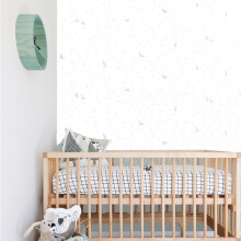 DREAM WORLD - A5120-1 Galaxy White ( 1.06 x 15.60m )