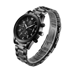 OUKESHI business Men's automatic fashion men's watch Hitam