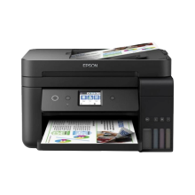 Epson L6190  + Print Scan Copy  Wifi Fax Duplex Printer Infus - Black
