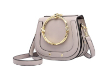 Keness F005 2018 New Ring Bag Shoulder Portable Saddle Bag Diagonal Small handbag