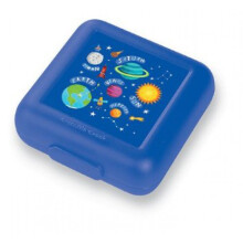 [free ongkir]Crocodile Creek Sandwich Keeper - Dark Blue Galaxy
