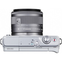 Canon EOS M10 Kit EF-M15-45mm