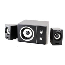 2.1 Channel Computer Speakers Surround Stereo Theater Multimedia Subwoofer black