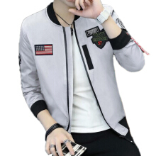 MMIOT  Men's  Ma1 Bomber Jacket  Casual Coat