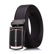 JINFENGLUOTUO Men's Business Cow Leather Belt GZA017