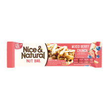 NICE AND NATURAL Mixed Berry Crunch 30g