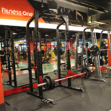 Fitness One - Membership 1 Bulan (Value Rp 625.000)