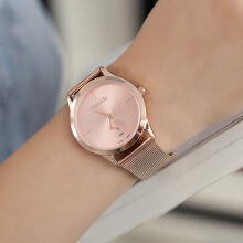 PEKY High quality ladies quartz watch luxury ultra-thin stainless steel watch Relogio Feminino