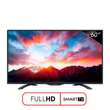 SHARP Smart LED TV 60 Inch FHD Digital - LC-60LE275X Hitam