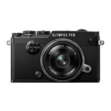 Olympus PEN-F kit 17mm f/1.8 (Black)