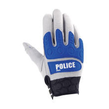 KOMINE GK-135 Instructor Gloves Pro Advance Sarung Tangan Motor - Police Blue