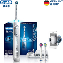 BRAUN Oral-B iBrush9000 Smart Sonic Electric Toothbrush, White