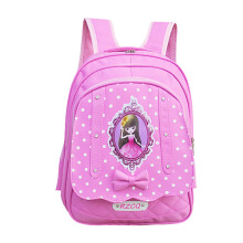 Hui Tong Korean version of the primary school new bow backpack