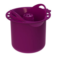 BEABA Pasta/Rice Cooker for Solo & Duo - Purple
