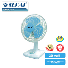 SEKAI Desk Fan/Wall Fan 2IN1 9