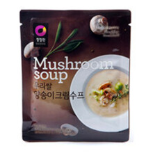 CHUNG JUNG ONE Instant Soup Mushroom 60g