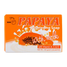 RDL Barsoap Papaya Extract With Milk 135gr