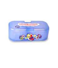 LustyBunny Tempat Bedak Bayi Powder Rectangle Case - Blue TB 1600