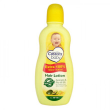 Cussons Baby Hair Lotion Avocado & Pro-Vit B - 100+100 ml