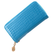 Si Ying S392 Import Ms. Wallet / Korea original / Long zipper wallet