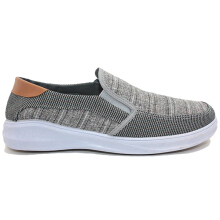 Dr. Kevin Men Casual Slip On 13368 - Grey