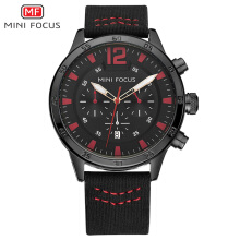 MINIFOCUS Sports quartz watch waterproof fashion 2018 new men's watch
