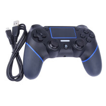 COZIME Game Controller Laptop Gaming Gamepad Joystick Handle for PS4 Blue