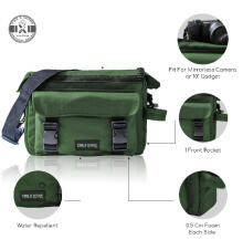 The X Woof Water Repellent Sling Bag Ssling 1.0 Green Green