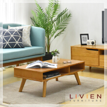 Meja Tamu - Coffee Table Plan Series - LIVIEN FURNITURE