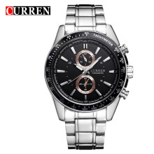 CURREN 8010 Men Business Watches Casual Quartz Watches