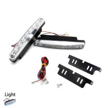 Car Light Accessories Led Daytime Running Lights Accessories Practical