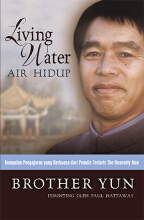 Living Water (Air Hidup) - Brother Yun