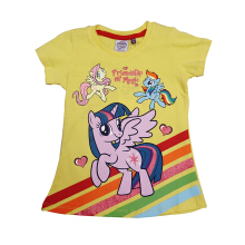 KIDS ICON - T-Shirt Anak Perempuan LITTLE PONY Rainbow Dash - PY101700180