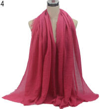 Farfi Women Long Soft Scarf Wrap Shawl Stole Muslim Headcloth