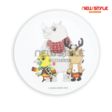 2018 Asian Games Souvenir Computer Mouse Pad