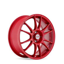 OZ Limited Edition Indonesia Ultra Leggera Rosso R 18 x 7 ET42 - PCD 4 x 100 Red