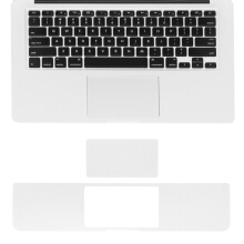 Vaping Dream -  Macbook Pro 13 inch Palm Guard Protector Silver